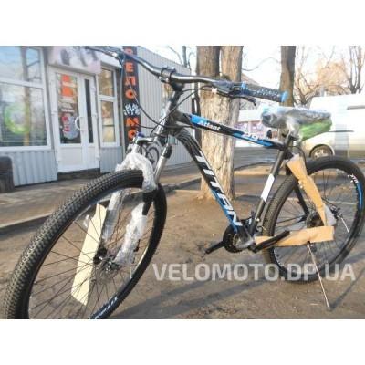 Велосипед Titan Atlant 29″ NEW 2018 (чёрно-синий)