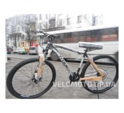 Велосипед Titan Scorpion 29″ NEW 2018 (чёрно-серый)
