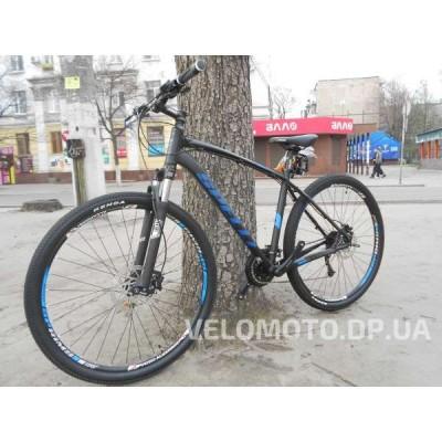 Велосипед Spelli SX-5700 29ER Disk гидравлика 2018