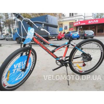 Велосипед Discovery Flint AM 24 2016