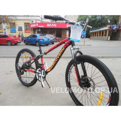 Велосипед Discovery Flint DD 24