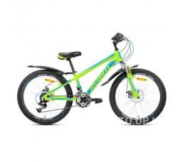 "Велосипед Avanti Sprinter Disk 24"" 2019 (зеленый)"