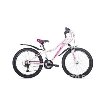 Велосипед Avanti Jasmine V-brake NEW 2017 (белый)