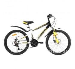 Велосипед Avanti Dakar Disk steel 24