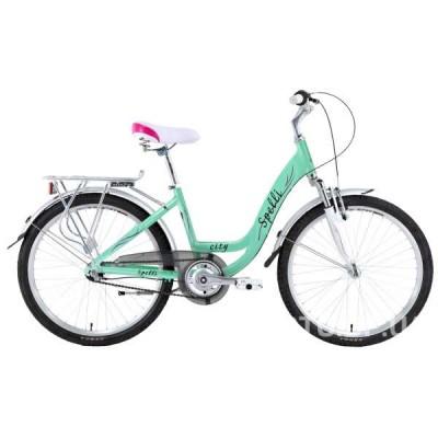 Велосипед Spelli City Nexus 24 3 sp alu