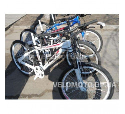 Велосипед Profi Elite 24.1 белый
