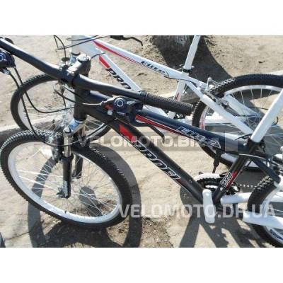 Велосипед Profi Elite 24.2 черный