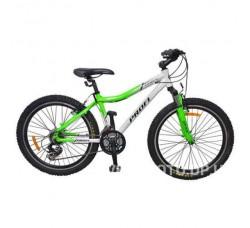 Велосипед Profi 24 Liners XM241A салатово-белый