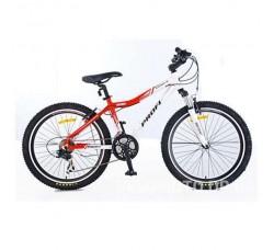 Велосипед Profi 24 Liners XM241B красно-белый