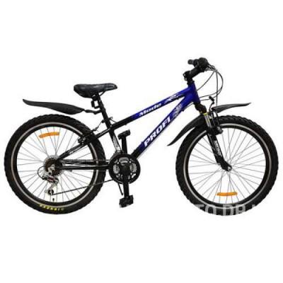 Велосипед Profi 24  Mode XM242 черно-синий