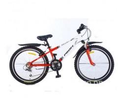 Велосипед Profi 24 Mode XM242 красно-белый