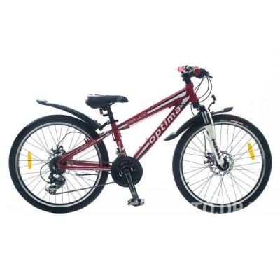 Велосипед Optima 24 Blackwood 2014