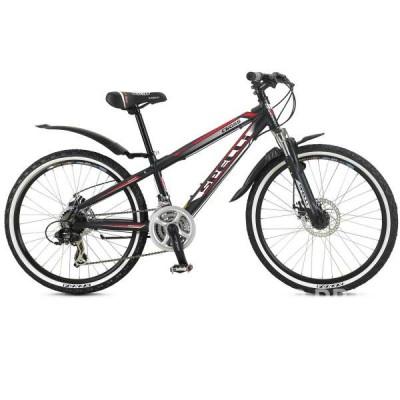 Велосипед 24 Spelli Cross Disk alu