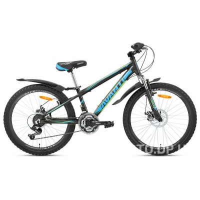 Велосипед Avanti Dakar V-brake alu 24