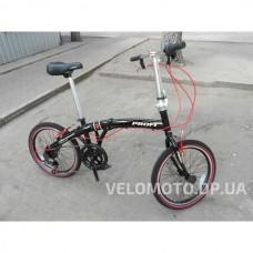 Велосипед складной PROFI 20F-1 black 20