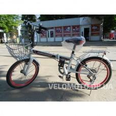 Велосипед EUROBIKE E20F-3 20