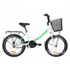 """Велосипед детский Formula Smart 24"""" с фонарём 2019"""