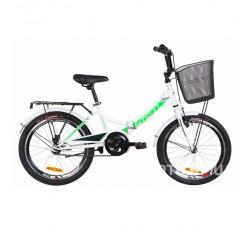 """Велосипед детский Formula Smart 20"""" с корзиной 2019"""