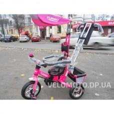 Детский трёхколёсный  велосипед TURBO TRIKE М 5378-1