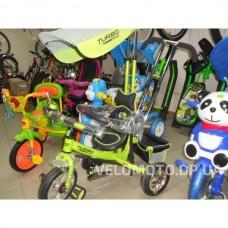 Детский трёхколёсный  велосипед  TURBO TRIKE М 5378-3