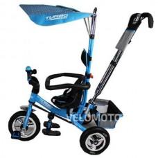 Детский трёхколёсный  велосипед TURBO TRIKE М 5378-2
