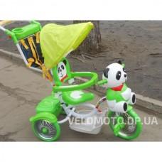 Детские трехколесные велосипед BEBYS CAR (салатовый)