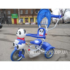 Детские трехколесные велосипед BEBYS CAR (синий)