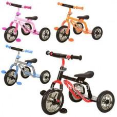 Детский трехколесный велосипед  M 0688-2