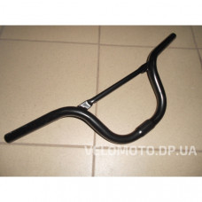 Руль St 18/20 25.4мм Formula L- 530mm (черный)