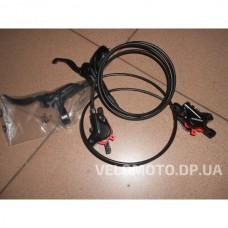 Гидравлический тормоз Disc-brake Shimano Acera BR-M395 (комплект)