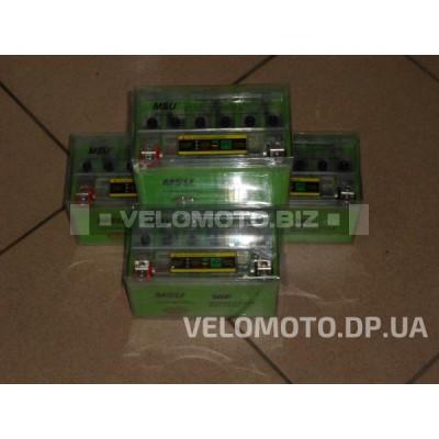 Аккумулятор MSU YTX7A-BS(iGEL) 12V7Ah/10HR