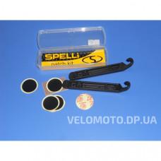 Заплатки Spelli SBT-129B (комплект)+ лопатки