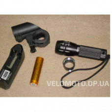Фонарь линза AR-8400 2000W + зарядное устройство