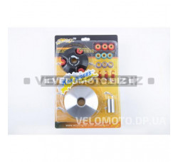 Вариатор передний (тюнинг) Yamaha JOG 90, 2T Stels 50 (полный комплект) KOK RIDERS