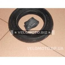 Покрышка 10х2,0 (152-54) Нота A-1053 +камера кр.сосок (на коляску)
