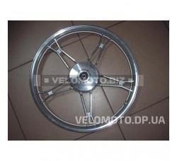 Диск колеса  Delta/Alpfa литой (передний, барабан)