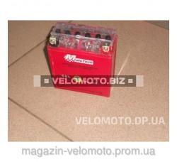 Аккумулятор Mototech 5АМ YTX5L-BS(MF) GEL