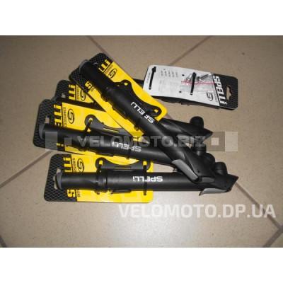 Велонасос Spelli SPM-107L пластиковая ручка