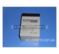 Аккумулятор 6V 4,5 Ah