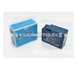АКБ   12V 2,3А   гелевый, Honda   LDR   (115x49x86, таблетка, синий)