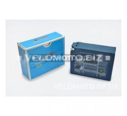 АКБ   12V 2,3А   гелевый, Yamaha/Suzuki  LDR   (113x39x89, таблетка, синий)