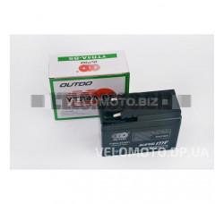 АКБ 12V 2,3А пастовый, Honda (115x49x86, ``таблетка``, черный) (#GML) OUTDO