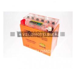 АКБ 12V 9А гелевый (136x76x134, с индикатором заряда, mod:12N9-4B) (#RBR) OUTDO