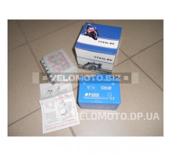АКБ  12V 4A  кислотный  (110*65*85mm)  ДК