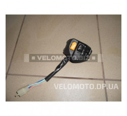 Блок кнопок левый SkyMoto STALKER (QM150-10E) original