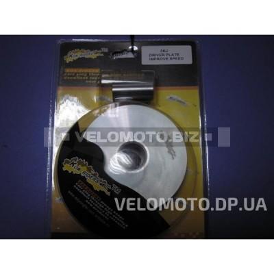 Вариатор передний (тюнинг) Yamaha JOG 90, 2T Stels 50 (+палец, ролики koso 3,5г) KOK RIDERS