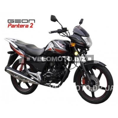Мотоцикл Geon Pantera 2 (CBF 150) 2014