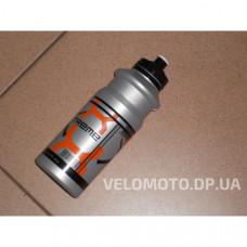 Фляга AB-Pol-0,7l Extreme серебристая