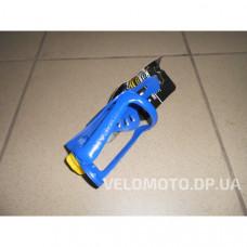 Флягодержатель  регулирующийся Topeak (синий)