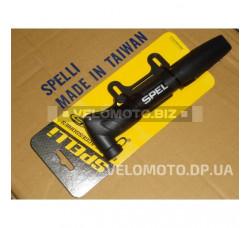 Велонасос Spelli (PL) SPM-177 черный (телескопическая ручка)